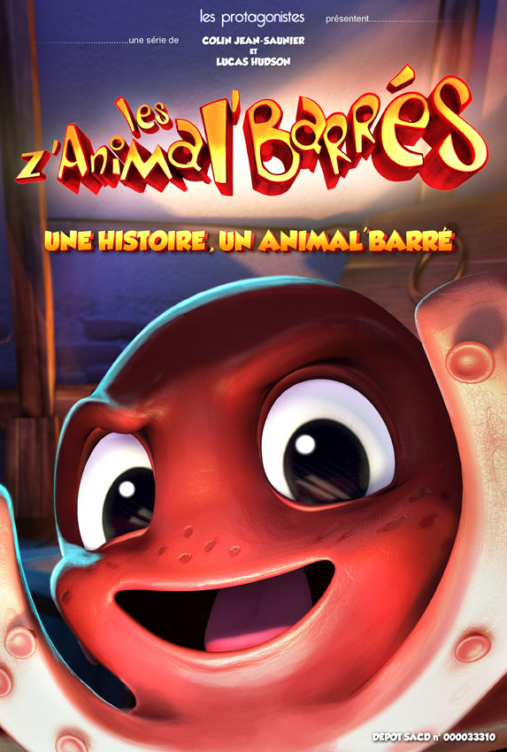 Les Protagonistes - Production VISUEL_ANIMAL_BARRES_02-dev